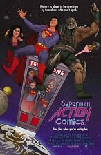 Action Comics #40 Movie Poster Variant STOCK PHOTO DC 2015