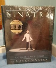 NEW Sealed Frank Sinatra An American Legend by Nancy Includes Collectors CD