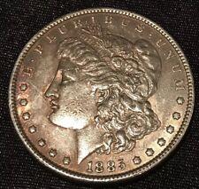 1885 MORGAN US Silver Dollar Collectible Coin Money Currency