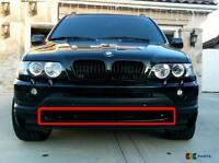 BMW GENUINE X5 E53 SERIES 99-03 FRONT BLACK LOWER BUMPER MESH GRILL 7005800