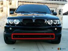 BMW SERIE x5 e53 ORIGINALE 99-03 INFERIORE PARAURTI ANTERIORE NERO MESH GRILL 7005800