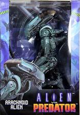 Alien vs. Predator ~ ARACHNOID ALIEN ACTION FIGURE ~ NECA AVP Aliens Arcade