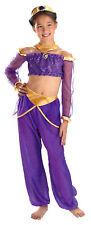 Deluxe Jasmine Aladdin Kids Costume - Medium ( Size 7-8 ) 5595