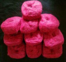 500g Baby Alpaka Wolle, super weich Farbe:Rot, Neu