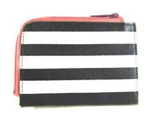 Sephora Makeup Stripes and Color Zip Close Cosmetics Bag Small