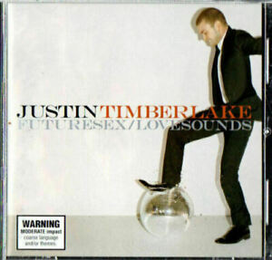 Justin Timberlake - Future Sex Love Sounds CD - Good Condition