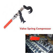 Universal 2Hook Valve Spring Compressor Pusher Hand Tool Car Engine Cylinder Kit
