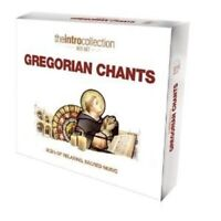 GREGORIAN CHANTS-INTRO COLLECTION 3 CD NEU