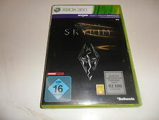 XBox 360  The Elder Scrolls V: Skyrim