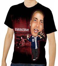 Eminem Herren Kurzarm T-Shirt Tee wa1 aao20066