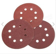 20pcs 5inch 2000 Grit 8 Holes Sanding Disc Sandpaper