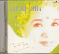 Aap Ki Asha [Cd] Music : Asha Bhosle Lyrics -Majrooh Sultanpuri - Pop