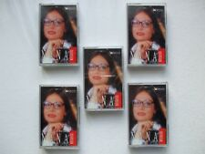 NANA MOUSKOURI - THE BEST OF 5x CASSETTE K7 1993 PORTUGAL READER'S DIGEST GREECE