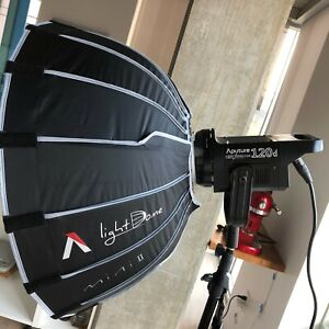 APUTURE LS120d LS 120D LED Continuous Video LightStorm - QUALITY LIGHT FOR VIDEO
