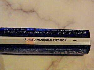 Avon True Luminous Velvet Lipstick Plum Dimensions