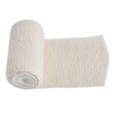 MagiDeal Cotton Stretch Bandage Roll Wrap First Aid Supplies for Wound Care