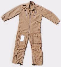 Flight Suit Overalls / RAF Aircrew Coveralls MK16A (Sand / Desert) - Grade 1