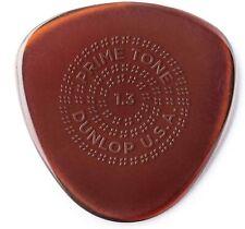Dunlop 514P13 Primetone 1.3mm Semi-Round Sculpted Plectra Guitar Picks (3-Pack)
