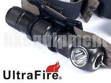 Ultrafire UF-H4 Cree 17670 Headlight Lamp Tasklight with Pouch