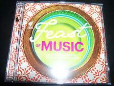 Feast Of Music SBS Various 2 CD World & Acoustic Songs From Around The Globe
