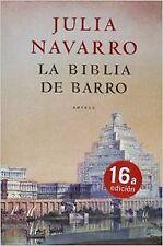 La biblia de barro. NUEVO. Nacional URGENTE/Internac. económico. LITERATURA CLAS