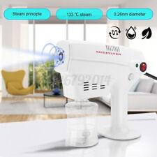 Hairdressing Nano Steam Gun Sprayer Oil Treatment Hair Care Steamer Machine