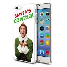 ELF Christmas Xmas Festive Phone Case Cover For Apple Samsung Huawei Google - 01