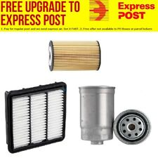 OIL AIR FUEL Filter Service Kit for HYUNDAI i30 FD Turbo Diesel 1.6L 03/08-04/12