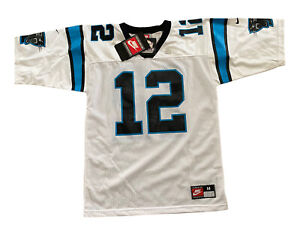 Panthers Nike Replica Jersey NWT Kerry Collins 12 size medium