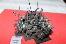 Games Workshop Warhammer Freeguild Empire Knights Regiment 8 Models Undercoated