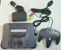 Nintendo 64 N64 OEM Console System Complete