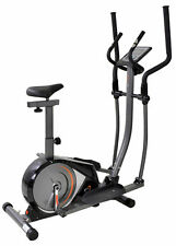 V-Fit Pmce Programmable Magnetic 2-in - 1 Cross Trainer
