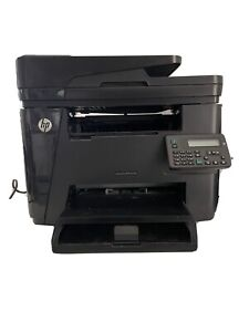 HP LaserJet Pro MFP M225dn All-In-One Laser Printer WORKS TESTED