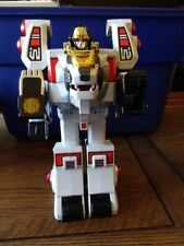Mighty Morphin Power Rangers: White Tigerzord- no box - great condition