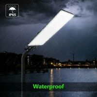 24000LM LED Street Light 300W Outdoor Commercial IP67 Garden Yard Road Lamp A+