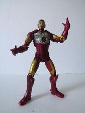 "Marvel Legends Ironman Movie snap on Armor Iron man 6"" figure custom fodder"