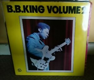 B.B. KING - B.B. KING VOLUME 2 (UK 1972 RELEASE - GOOD COPY)