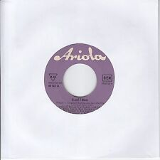 7 45 Oberland Street Paraders - R-und-T-Blues RARE Jazz Single Ariola NM Conditi