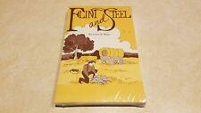 Flint and Steel - Book By Lewis B. Miller
