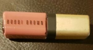 Bobbi Brown Luxe Liquid Lip Velvet Matte DOUBLE BARE 0.06oz/2ml Mini