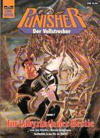 Punisher 7 - Im Labyrinth der Bestie, Bastei Comic Edition 72560