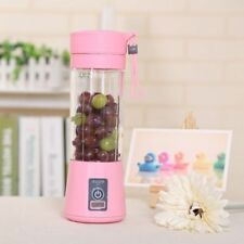 Portable USB Electric Fruit Juicer Maker Juice Shaker Blender Bottle Xmas Gift K