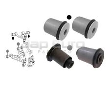 FRONT LOWER UPPER CONTROL ARM BUSHES KIT For TOYOTA LAND CRUISER 100 98-07 - NEW