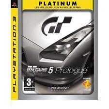 ELDORADODUJEU >>> GRAN TURISMO 5 PROLOGUE Pour PLAYSTATION 3 PS3 NEUF VF