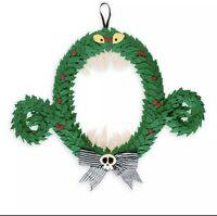 Disney Tim Burton's NIGHTMARE BEFORE CHRISTMAS MONSTER, Halloween/Holiday WREATH