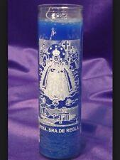 7 Day Candle- Virgen De La Regla -Candle Magic-Wicca-Santeria- Spiritualism