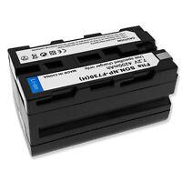 4200mAh New Battery For Sony DCR-VX1000 DCR-VX2000 Camcorder 7.2V