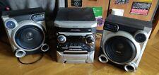 Philips M377 Stereo Anlage, 3 CDS CD Wechsler, Kassette, USB, AUX