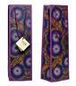 Warrina Designs Aboriginal Paper Gift Bag with lace handles 36cm x 11cm - 12 pcs