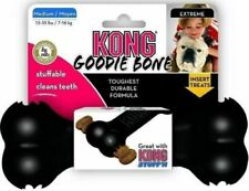 KONG Extreme Goodie Bone Tough Rubber Dog Chew Treat Dispenser Fun Toy MEDIUM
